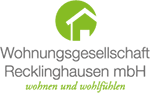 Wohnungsgesellschaft Recklinghausen mbH Logo